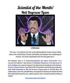 Oh, My Science Teacher!: Scientists of the Month, includes 10 female scientists and 7 male. :)