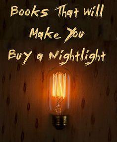 Books that will make you buy a nightlight - Bulletin Board idea