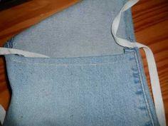 Návod na džínovou kabelku.wmv - YouTube