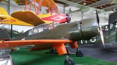 Sotahistoriaa Ilmailumuseossa Helsinki, Fighter Jets, Aircraft, Vehicles, Historia, Aviation, Plane, Rolling Stock, Planes