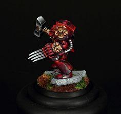 Blood Angels Terminator