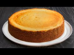 No Cook Desserts, Cornbread, Vanilla Cake, Cheesecake, Deserts, Pudding, Cooking, Ethnic Recipes, Food