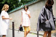 Los mejores looks de las celebrities en la Semana de la Alta Costura de París