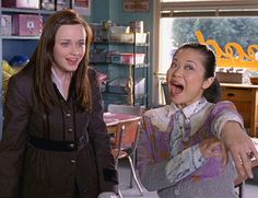Why Lane from 'Gilmore Girls' is my fictional bestie