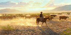 Since Early Light800.jpeg (800×399) Tim Cox painting