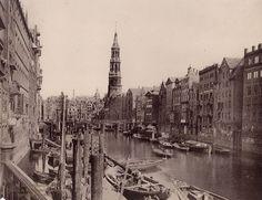 Hamburg, 1880