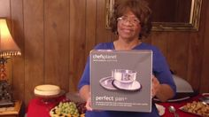 Hear Barbara Winfield, inventor of the Perfect Cheesecake Pan, review InventHelp services. Cheesecake Pan