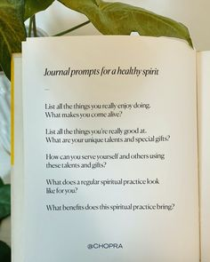 Daily Journal Prompts, Positive Self Affirmations, Self Care Activities, Write It Down, Self Improvement Tips, Pretty Words, Self Development, Journal Inspiration, Self Help