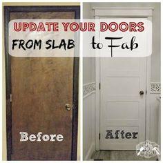 From Slab to Fab – DIY 5 Panel Door