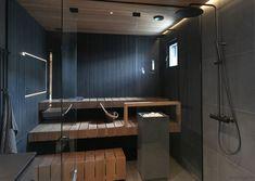 Asuntomessujen 2020 saunanostot ja saunatrendit – Saunologia.fi Conference Room, Table, Bathroom, Furniture, Home Decor, Washroom, Bath Room, Meeting Rooms, Interior Design
