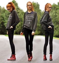 See how I'll leave, with every piece of you. (by Ebba Zingmark) http://lookbook.nu/look/2334213-See-how-I-ll-leave-with-every-piece-of-you