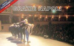 Napoli || La Musica Insieme Tour 2015. Stefano Di Battista, Nicky Nicolai, Erri De Luca