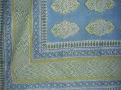 Kensington Tapestry Block Print Bedspread Coverlet HOMESTEAD http://www.amazon.com/dp/B001JK4RTK/ref=cm_sw_r_pi_dp_tD1qwb0TC40KR