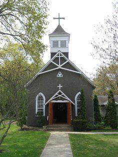 St. Mark's Church, Jamaica Ave. Medford