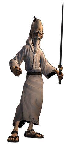 Brother Five ( Afro Samurai )