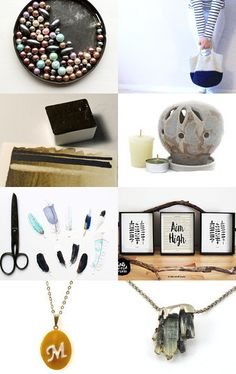 In Neutral Gear by Anita T. on Etsy--Pinned with TreasuryPin.com