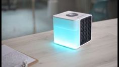 Desktop air conditioning units are a dream come true for those in warmer climates. Just imagine portable air conditioning units where needed. Cool Gadgets On Amazon, Xbox Wireless Controller, Videos Fun, Future Gadgets, Air Conditioning Units, 3d Printing Service, Cool Technology, Newest Technology, Business Technology
