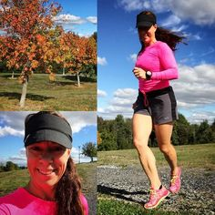 The power of pink! #ktambassador #karitraa #motivation #nature #getactive #fall #autumn #adventures #happierhealthierstronger #happieroutside #stravarun #neverstopexploring #thenorthface #suunto #suuntorun #happyrun #runninggirl #runningfree #trailrunner #instarun #training #active