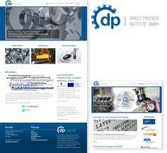 Direct Process Institute GmbH – Magdeburg – Webdesign