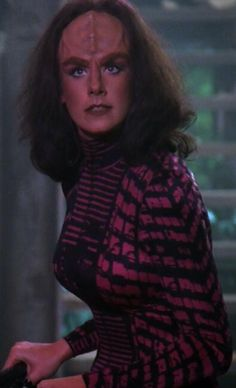 "Women of ""Star Trek - The Next Generation"" : K'ehleyr played by Suzie Plakson"