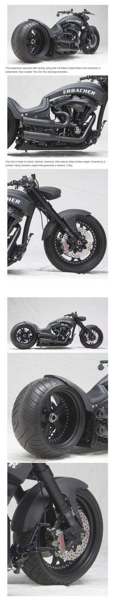 My dream bike.