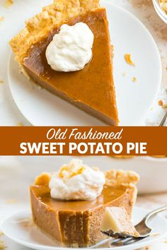 This old fashioned sweet potato pie is the best Taste just like what grandma made Silky smooth with the perfect amount of spices topped off with fluffy marshmallow whippe. Homemade Sweet Potato Pie, Vegan Sweet Potato Pie, Homemade Pie, Sweet Potato Casserole, Sweet Potato Recipes, Sweet Potatoe Pie, Mississippi Sweet Potato Pie Recipe, Sweet Potato Pie Recipe Paula Deen, Southern Sweet Potato Pie