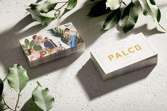 Palco - Brand identity on Behance