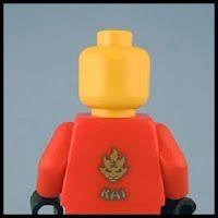 The Ugly Duckling at BrickLink: LEGO Ninjago Minifigures - Kai DX