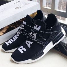 44fea35c42f9 Image result for adidas nmd human race black Running Sports