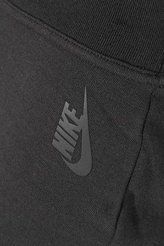 Nike - Nikelab Essentials French Stretch-cotton Terry Skirt - Black - x small