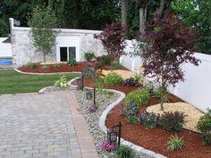 gartenideen kleine geordnete gärten inspirierende bilder