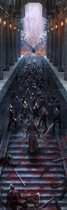 Amazing Chinese style Assassin's creed artwork - Imgur