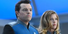 How Seth MacFarlane's The Orville Did In The Ratings #FansnStars