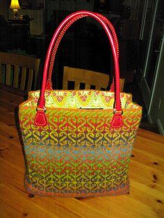 Kauni Bag 2 by ickykitty, via Flickr