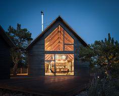 Big Cabin | Little Cabin by Renée del Gaudio Architecture - Dwell