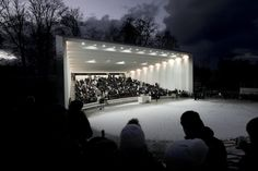 Viljandi Festival Arena / Kadarik Tüür Arhitektid