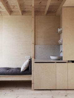 The Bergaliv Loft House, Sweden   est living