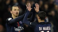 Paris Saint-Germain 5-1 Angers  Di Maria nets double in comfortable win 8aab3991560da