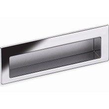 "Schwinn Design Z078 3-3/4"" (96mm) Flush Pull (Polished Chrome)"