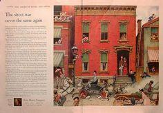 1953 Ford magazine ad. Source: Internet