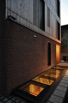 Gallery of Single family House - Tolstoi str. / Outline Architecture Office - 38