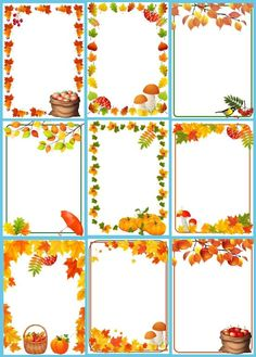 Осенние фоны 2 Fall Arts And Crafts, Autumn Crafts, Autumn Art, Autumn Theme, Diy And Crafts, Crafts For Kids, Paper Crafts, Fall Preschool, Homemade Christmas Gifts
