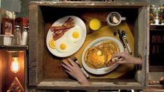 """With two delightful spots for Cracker Barrel, Director Nieto of Paranoid US creates a magical breakfast voyage, traveling through the preparation of a meal at the famed restaurant. The spots are a debut for Euro RSCG/Chicago's new brand campaign entitled """"Handcrafted by Cracker Barrel"""". Through the use of miniature sets built in connected wooden boxes, various scenes take place to reveal a story of comfort and home, concepts that are synonymous with the diner/country store.  Two very…"""