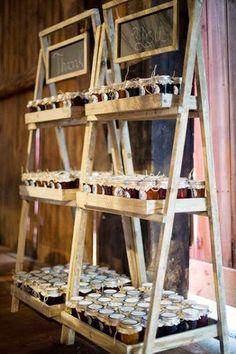 TOP TEN en decoración de bodas a base de...¡Escaleras! Original & romántico por igual