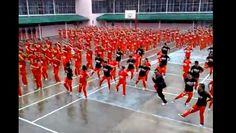"Cebu inmates dance to ""Gangnam Style""!"