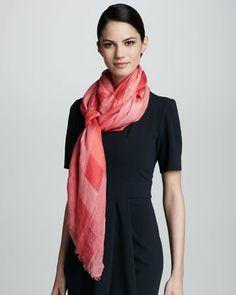 d75e325716db 18 Best ❦ ❦ Armani Scarf images   Scarves, Long scarf, Giorgio armani