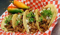 Authentic Mexican Tacos - Top 10 national dishes