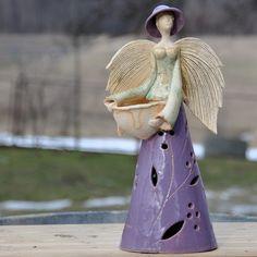 JOANNA PIOTROWSKA - anioł lampion
