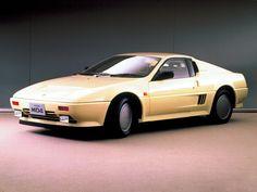 Nissan MID4 Prototype, 1985