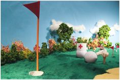 Let's Play Golf ! [Handicap] ©Alex Grisward www.alex-grisward.com